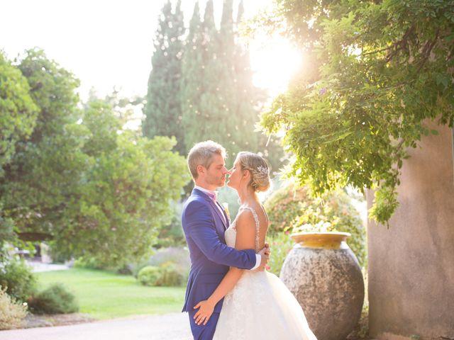 Le mariage de Marc et Alexandra à Trets, Bouches-du-Rhône 38