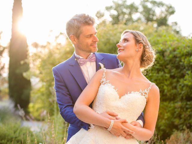 Le mariage de Marc et Alexandra à Trets, Bouches-du-Rhône 39