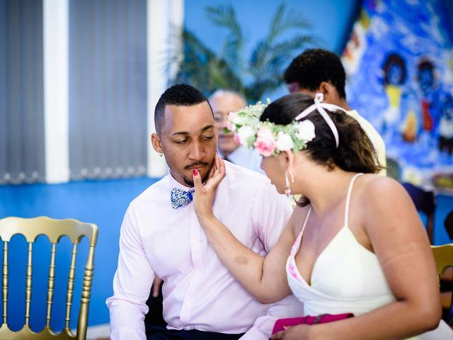 Le mariage de Marc-Olivier et Elodie à Le Lamentin, Martinique 2