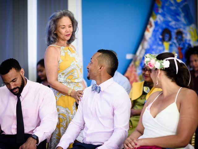Le mariage de Marc-Olivier et Elodie à Le Lamentin, Martinique 3