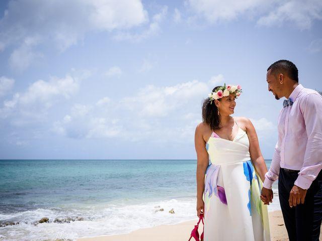 Le mariage de Marc-Olivier et Elodie à Le Lamentin, Martinique 5