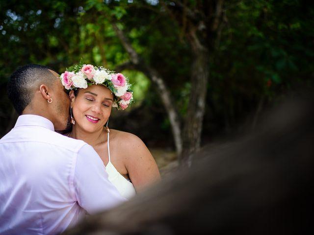 Le mariage de Marc-Olivier et Elodie à Le Lamentin, Martinique 6