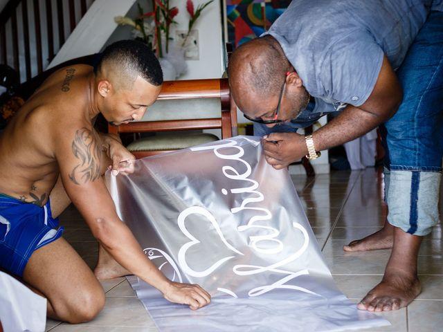 Le mariage de Marc-Olivier et Elodie à Le Lamentin, Martinique 9