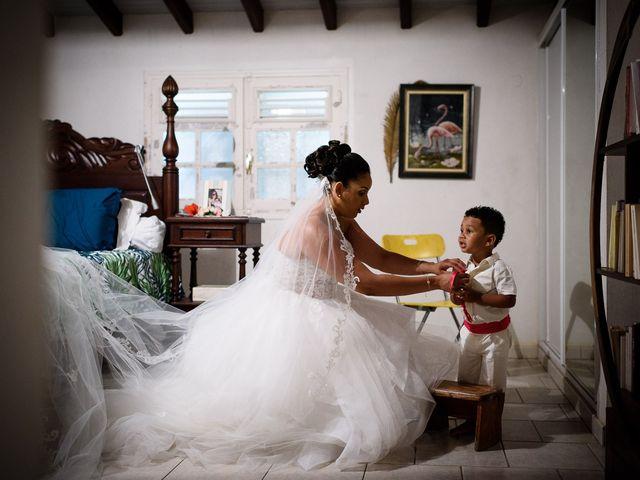 Le mariage de Marc-Olivier et Elodie à Le Lamentin, Martinique 13