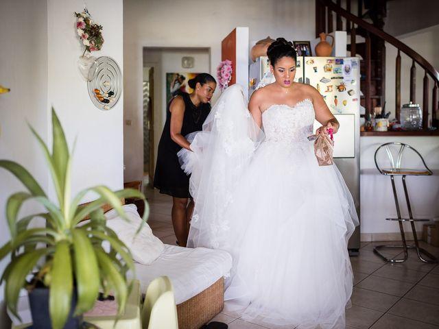 Le mariage de Marc-Olivier et Elodie à Le Lamentin, Martinique 14