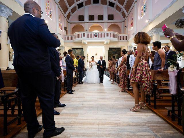 Le mariage de Marc-Olivier et Elodie à Le Lamentin, Martinique 16