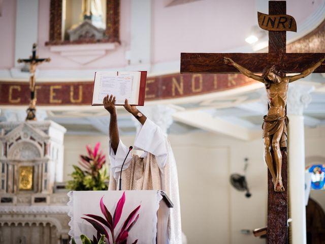 Le mariage de Marc-Olivier et Elodie à Le Lamentin, Martinique 18