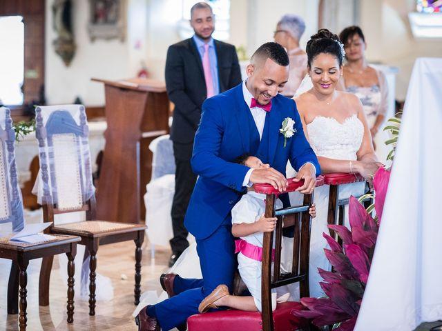 Le mariage de Marc-Olivier et Elodie à Le Lamentin, Martinique 23