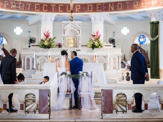 Le mariage de Marc-Olivier et Elodie à Le Lamentin, Martinique 24