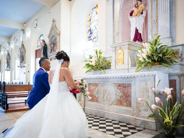 Le mariage de Marc-Olivier et Elodie à Le Lamentin, Martinique 26