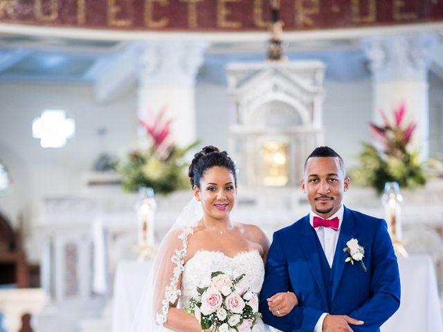Le mariage de Marc-Olivier et Elodie à Le Lamentin, Martinique 27