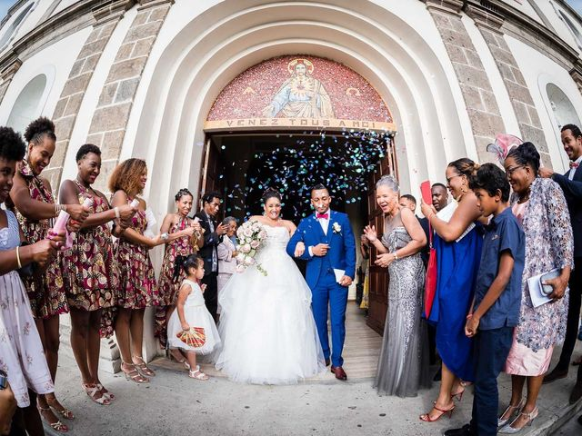 Le mariage de Marc-Olivier et Elodie à Le Lamentin, Martinique 28