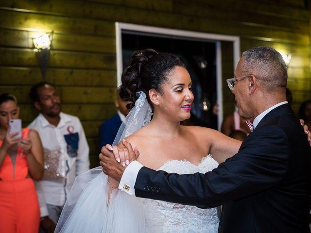 Le mariage de Marc-Olivier et Elodie à Le Lamentin, Martinique 39