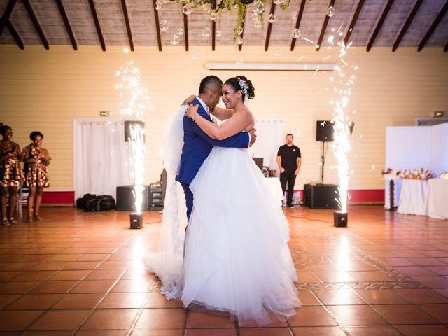 Le mariage de Marc-Olivier et Elodie à Le Lamentin, Martinique 41