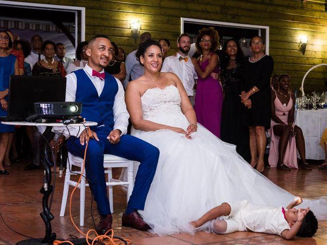 Le mariage de Marc-Olivier et Elodie à Le Lamentin, Martinique 44