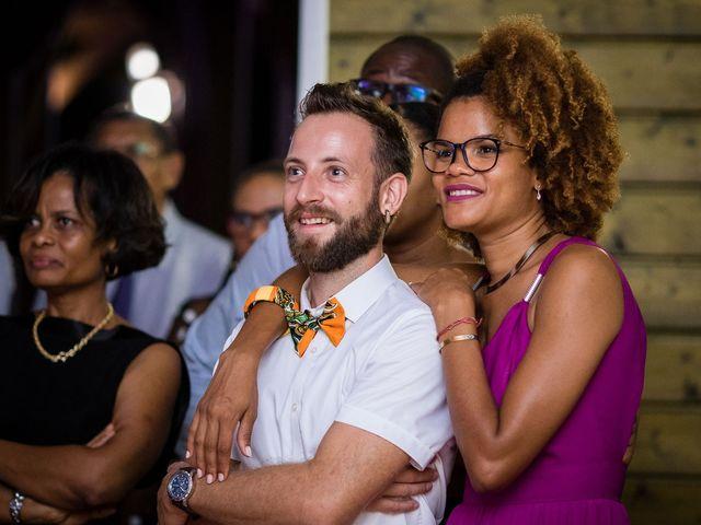 Le mariage de Marc-Olivier et Elodie à Le Lamentin, Martinique 45