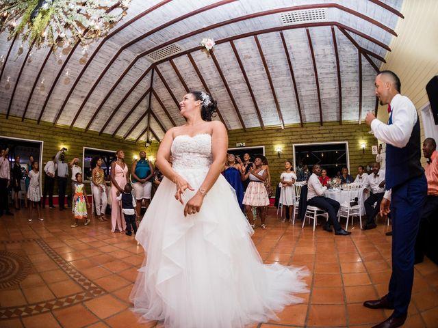 Le mariage de Marc-Olivier et Elodie à Le Lamentin, Martinique 46