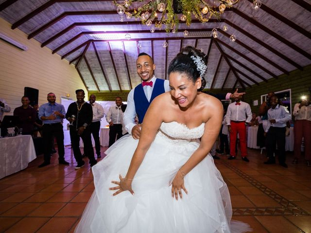 Le mariage de Marc-Olivier et Elodie à Le Lamentin, Martinique 47