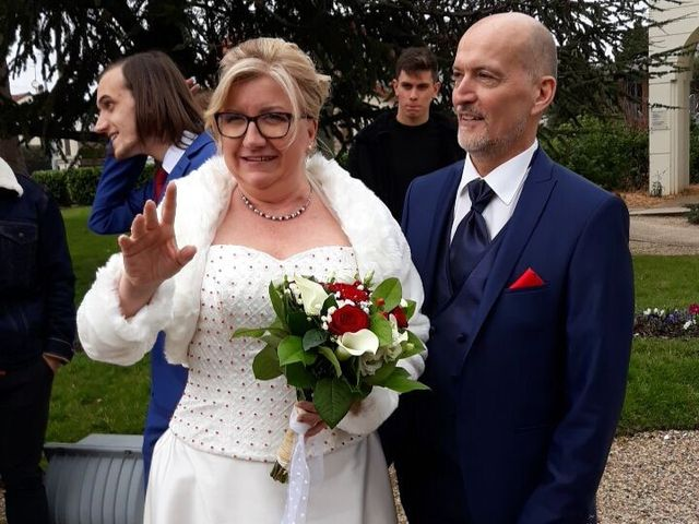 Le mariage de Marc et Laurence à Ermont, Val-d'Oise 4