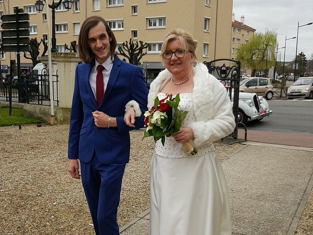 Le mariage de Marc et Laurence à Ermont, Val-d'Oise 6