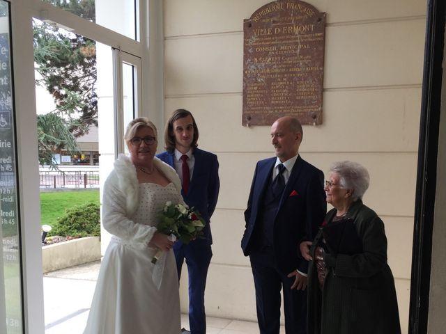 Le mariage de Marc et Laurence à Ermont, Val-d'Oise 7