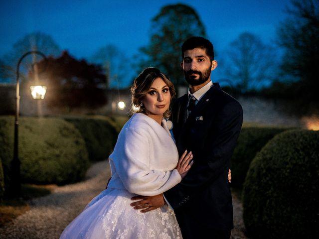 Le mariage de pauline et Yannis