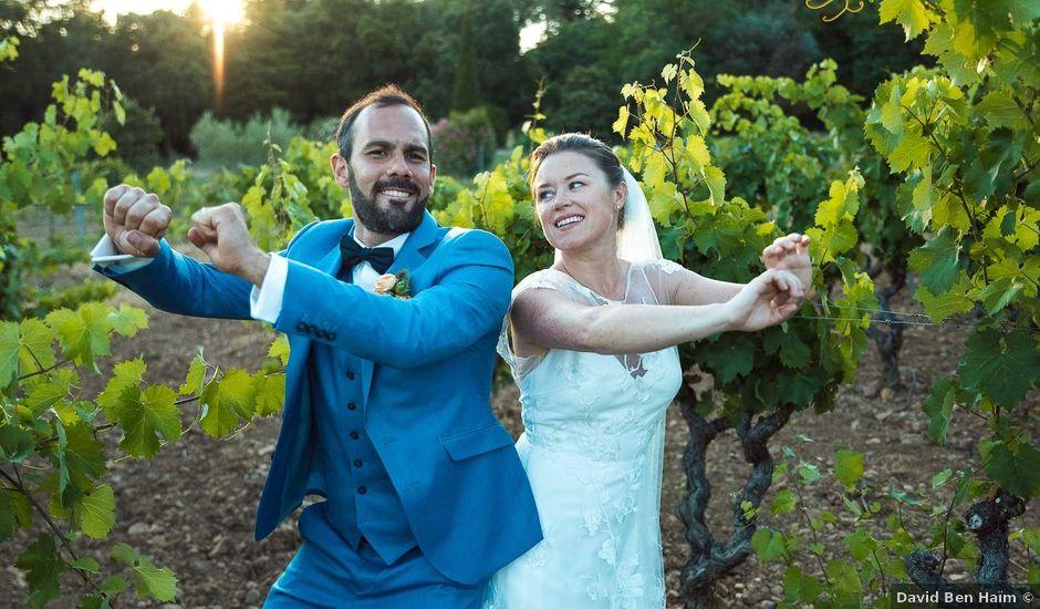 Le mariage de Antonin et Caitlin à Le Muy, Var