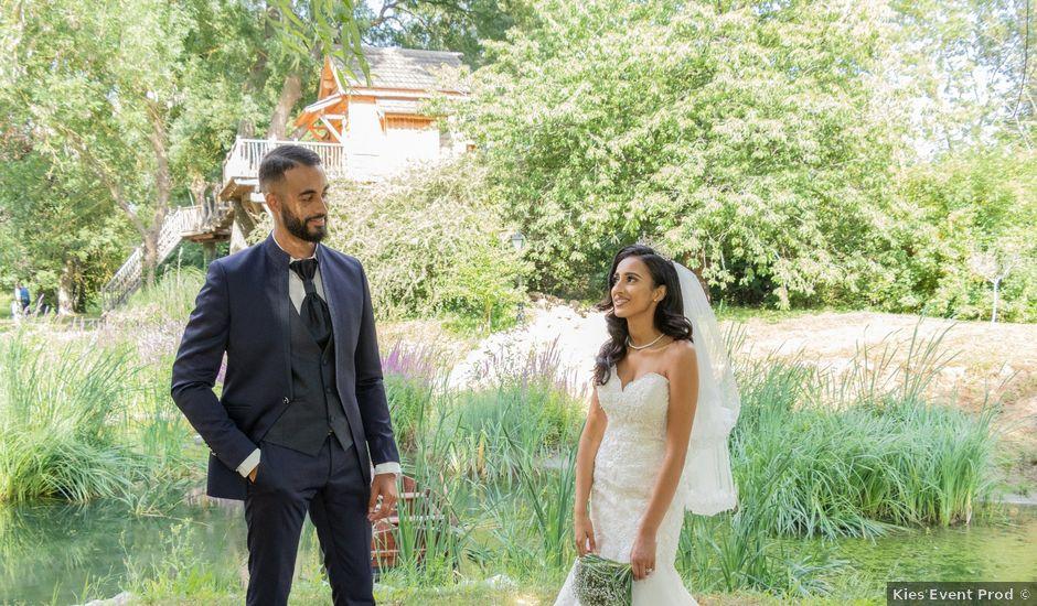 Le mariage de Jillali et Sonia à Évry, Essonne