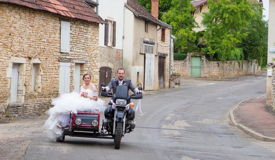 Le mariage de Mathieu et Anaelle  à Saint-Gengoux-le-National, Saône et Loire