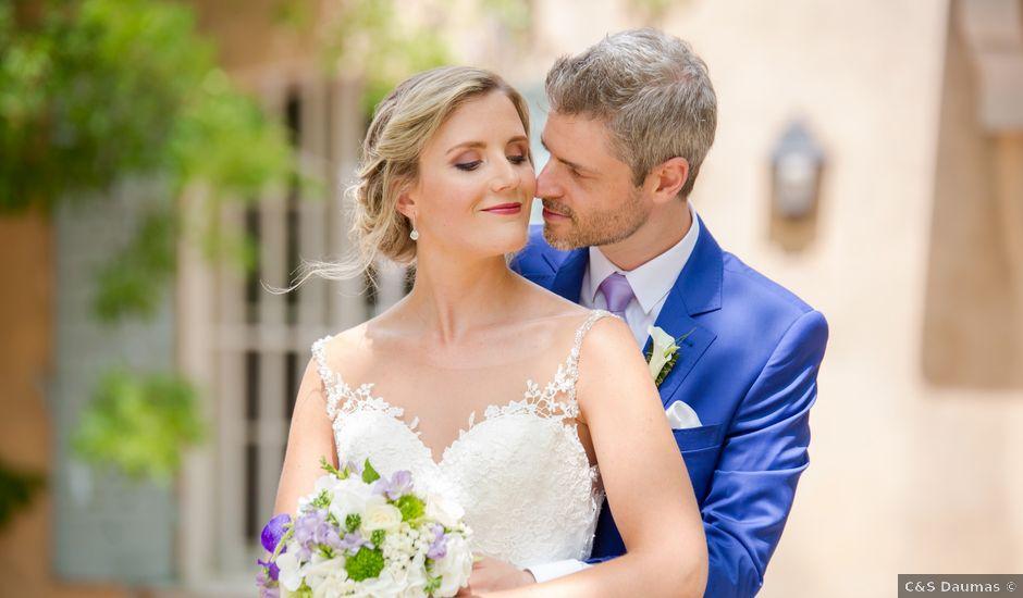 Le mariage de Marc et Alexandra à Trets, Bouches-du-Rhône