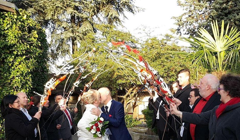 Le mariage de Marc et Laurence à Ermont, Val-d'Oise