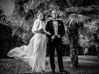 Le mariage de Carole et William