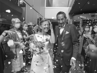 Le mariage de Brigitte et Khai