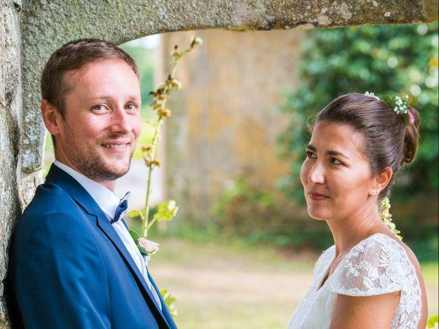 Le mariage de Louis et Marion à Saint-Rémy-du-Plain, Ille et Vilaine 5