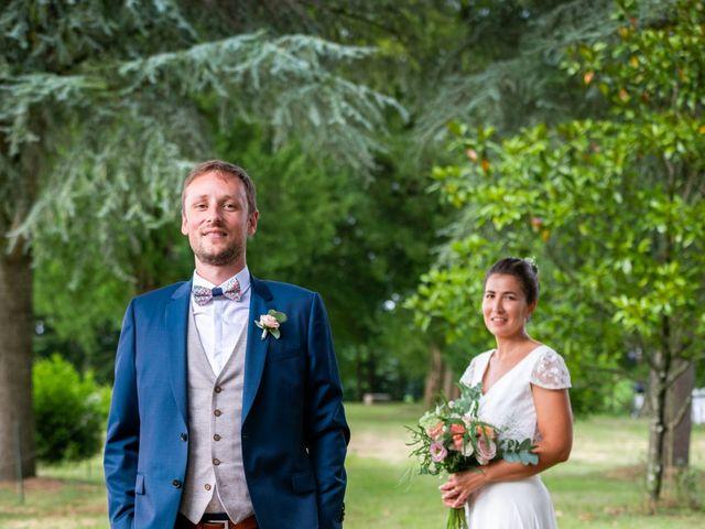 Le mariage de Louis et Marion à Saint-Rémy-du-Plain, Ille et Vilaine 6