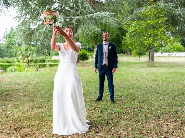 Le mariage de Louis et Marion à Saint-Rémy-du-Plain, Ille et Vilaine 7