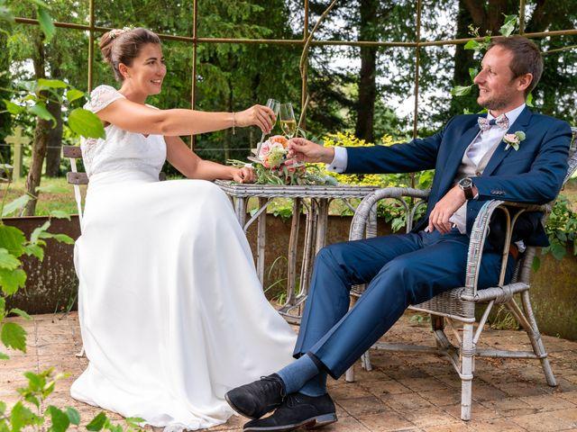 Le mariage de Louis et Marion à Saint-Rémy-du-Plain, Ille et Vilaine 8