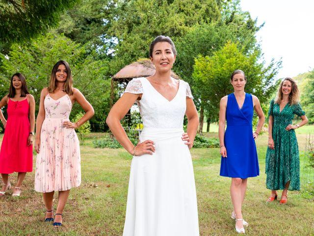 Le mariage de Louis et Marion à Saint-Rémy-du-Plain, Ille et Vilaine 12