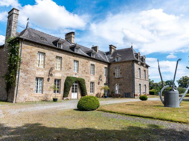Le mariage de Louis et Marion à Saint-Rémy-du-Plain, Ille et Vilaine 15