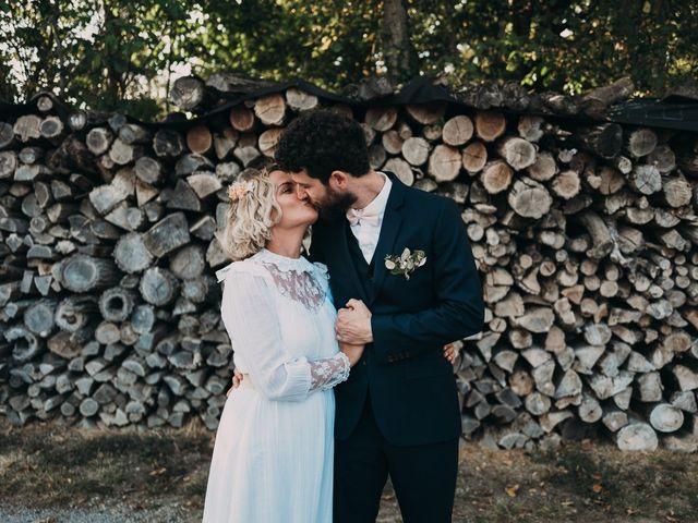 Le mariage de Barbara et Matthieu
