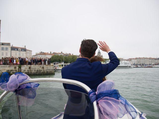 Le mariage de Aurelien et Cindy à La Rochelle, Charente Maritime 17