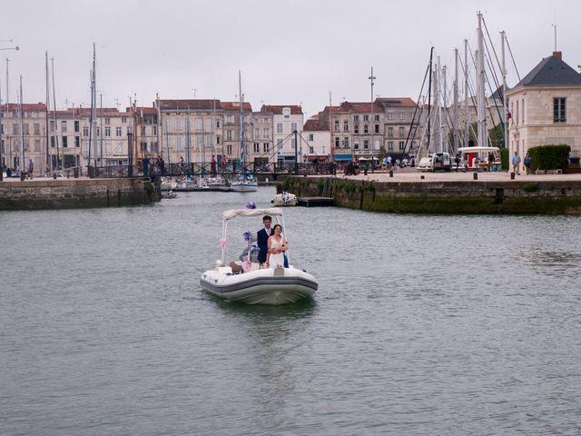 Le mariage de Aurelien et Cindy à La Rochelle, Charente Maritime 18