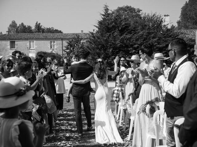 Le mariage de Aurelien et Cindy à La Rochelle, Charente Maritime 30
