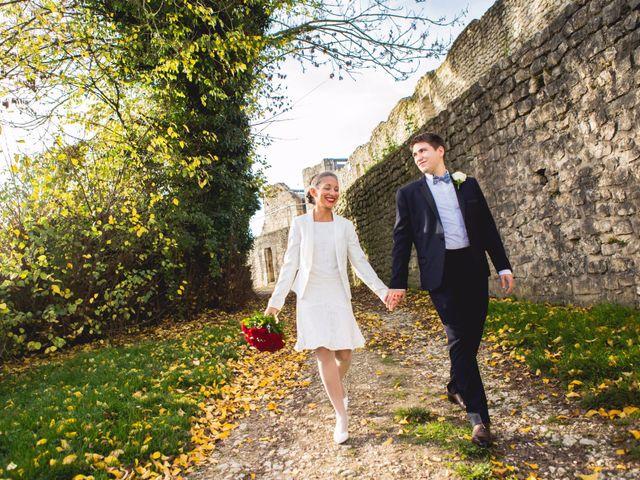Le mariage de Alexis et Ellen à Provins, Seine-et-Marne 7