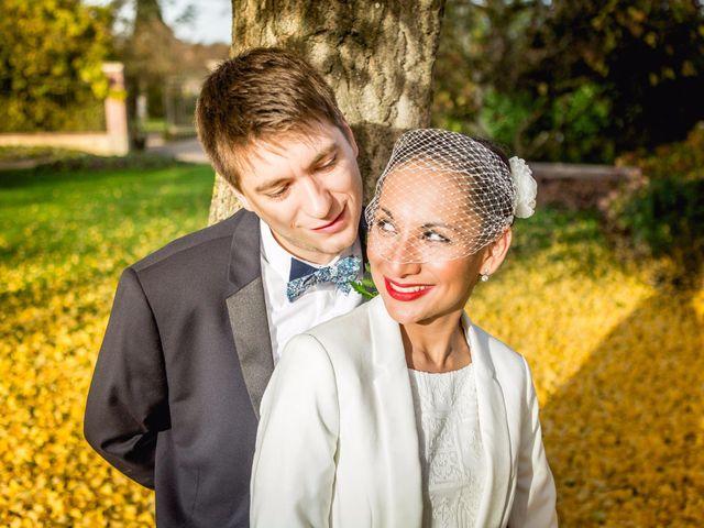 Le mariage de Ellen et Alexis