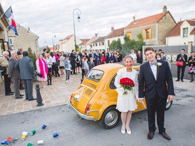 Le mariage de Alexis et Ellen à Provins, Seine-et-Marne 12