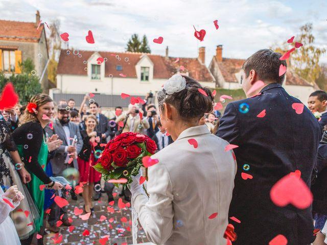 Le mariage de Alexis et Ellen à Provins, Seine-et-Marne 14