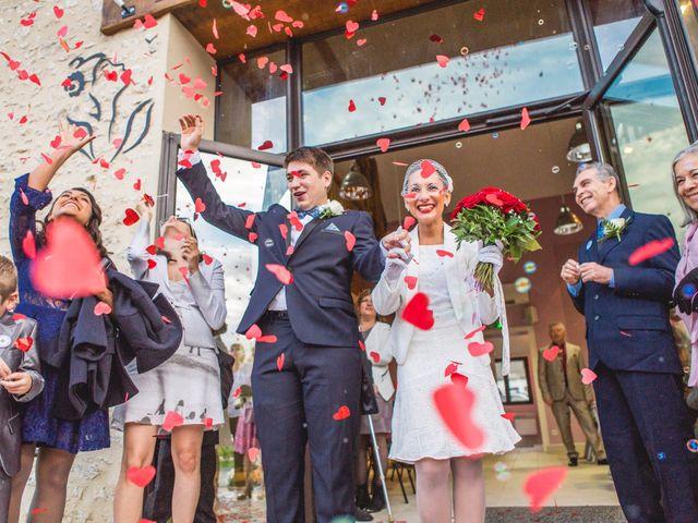 Le mariage de Alexis et Ellen à Provins, Seine-et-Marne 15