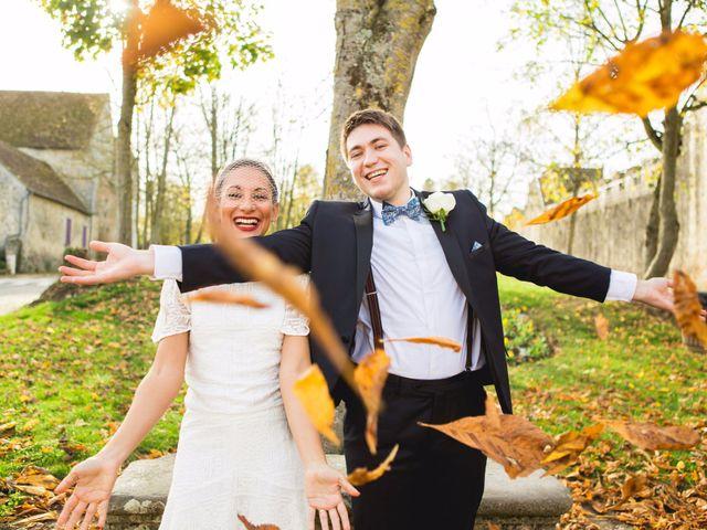 Le mariage de Alexis et Ellen à Provins, Seine-et-Marne 2