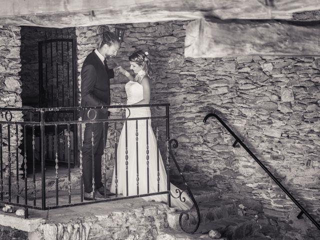 Le mariage de Stéphane et Johanna à Échalas, Rhône 8